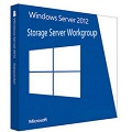 Microsoft Windows Storage Server 2012 Workgroup